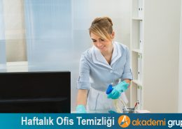 Haftalık Ofis Temizliği